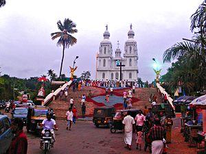Kuravilangad - St.Mary's Church