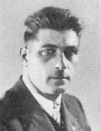Franz Kutschera - Kutschera about 1938