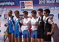 LM2x medallists (5178744656).jpg