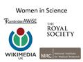 LMB Cambridge Women in Science Editathon - slides.pdf