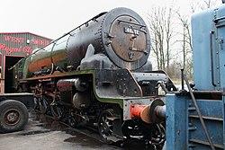 LMS Princess Coronation Class 46233 Duchess of Sutherland (6662298807).jpg