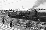 LMS Stanier Princess Coronation class pacific No 46229 Duchess Of Hamilton at Rainhill.jpg