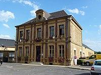 La Francheville (Ardennes) mairie.JPG