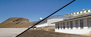 Eduardo Frei Montalva - On 25 March 1969, the ESO site at La Silla was finally formally inaugurated by President Eduardo Frei Montalva.