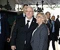 La alcaldesa entrega la Llave de Oro al presidente del Estado de Israel 02.jpg