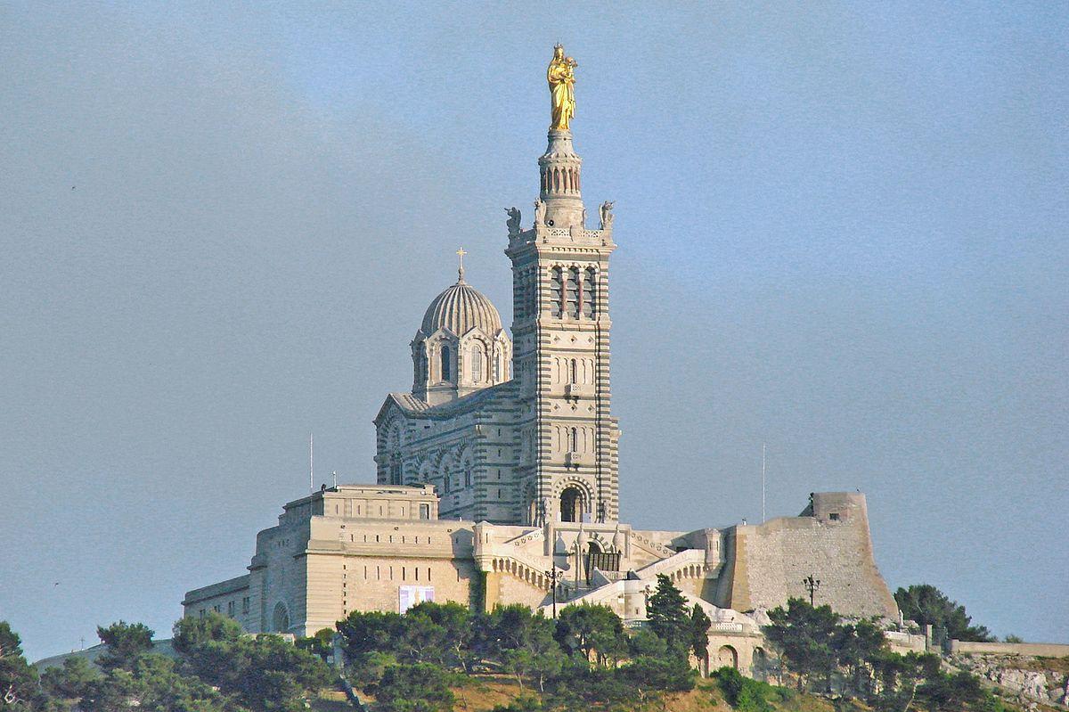 Garde Du Corps Marseille notre-dame de la garde - wikipedia