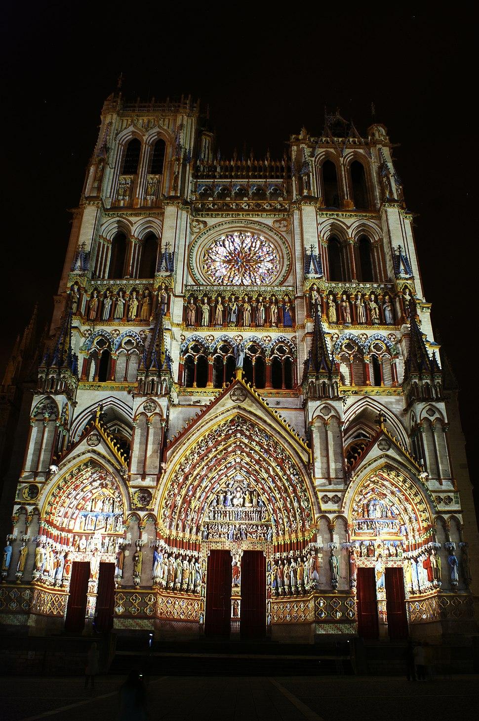 La Fa C3 A7ade De Cath A9drale Notre Dame