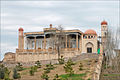 La mosquée Khazret Khyzr (Samarcande) (6009412301).jpg