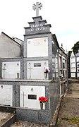 Lagostelle, cemiterio, familia Díaz-Castro.JPG