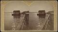 Lake Champlain. Steamboat dock at Ticonderoga, by Stoddard, Seneca Ray, 1844-1917 , 1844-1917.png