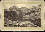 Lake Lillian, Big Cottonwood Canon (canyon), Utah, C.R. Savage, Photo..jpg