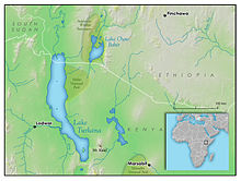 Wakanda   ics on tanzania location map