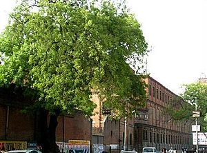 British India Corporation -  A view of Lal Imli factory