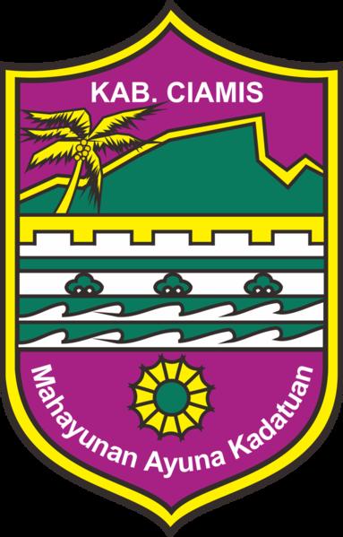 File:Lambang Kabupaten Ciamis.png