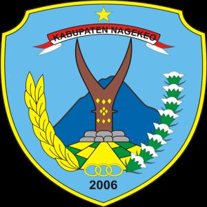 Nagekeo Regency - Image: Lambang Kabupaten Nagekeo