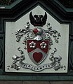 Lanarkshire arms on Great Western Bridge (geograph 2458157).jpg