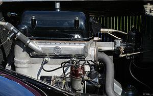 Lancia V4 engine - Lancia Lambda V4 engine