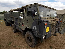 Land Rover 101 Forward Control - Wikipedia
