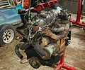 Land Rover 2.25 on engine stand.JPG