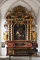 Landsberg am Lech, Stadtpfarrkirche Mariä Himmelfahrt, side altar 021.JPG