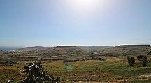 Gozo--Fil:Landskap på Gozo