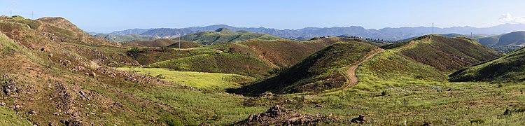 Lang Ranch Oakbrook North Ranch Thousand Oaks May 2019 panorama 5.jpg