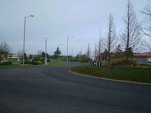 Larbert - Central Business Park is home to a range of light service industries.
