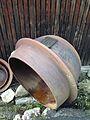 Large miso cauldron at Tsumago-juku.jpg