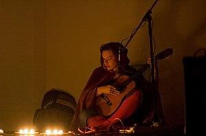 Larkin Grimm - Image: Larkin Grimm performing live