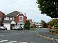 Larkspur Drive, Evesham - geograph.org.uk - 1502592.jpg