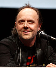 Lars Ulrich by Gage Skidmore
