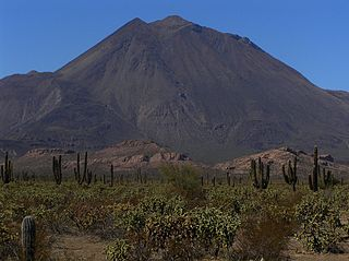 mountain in Mexico