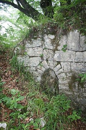 Seven Shrines of Abkhazia - Ruins of the Lashkendar shrine.