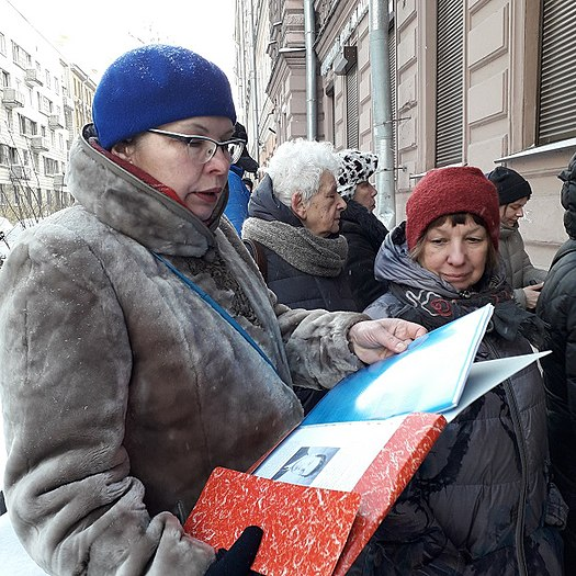 Last Address Sign - Saint Petersburg, Lakhtinskaya Street, 30 (2019-01-27) 06.jpg