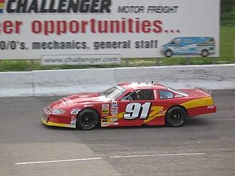 Delaware Speedway - Late Model