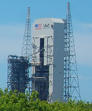 Cape Canaveral Air Force Station Space Launch Complex 37 - Image: Launch Complex 37