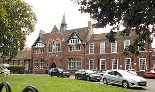 Lawrence Sheriff School Grammar school in Rugby, Warwickshire, England