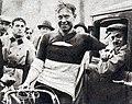 Le Belge Alphons Schepers, vainqueur de la première édition de Paris-Nice, en mars 1933.jpg