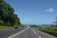 Le Marigot - Route Nationale 1 (Martinique).jpg