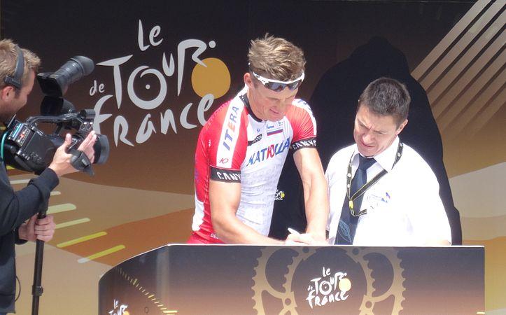 Le Touquet-Paris-Plage - Tour de France, étape 4, 8 juillet 2014, départ (B017).JPG