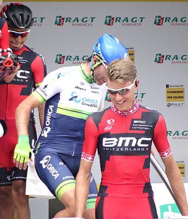 Le Touquet-Paris-Plage - Tour de France, étape 4, 8 juillet 2014, départ (B109).JPG