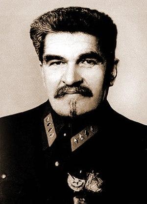 Pavel Pavlovich Lebedev - Pavel Lebedev