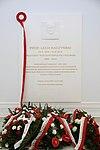 Lech Kaczyński tablica w Sejmie.jpg
