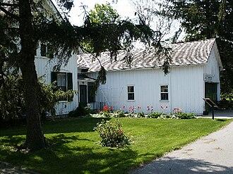 Erland Lee Museum - Erland Lee Museum, Stoney Creek, Ontario