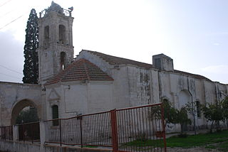 Place in Famagusta District, Cyprus