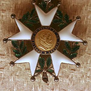 Bazeilles - Legion of Honour