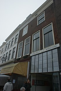 Leiden - Botermarkt 9 en 8.JPG