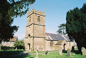 Leigh, Dorset - Image: Leigh, parish church of St. Andrew geograph.org.uk 473411