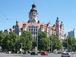 Leipzig Reisefuhrer Auf Wikivoyage
