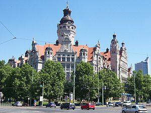 Leipzig Reiseführer Auf Wikivoyage